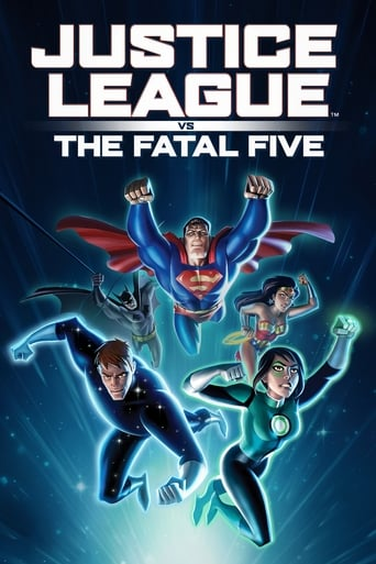Image Justice League vs the Fatal Five