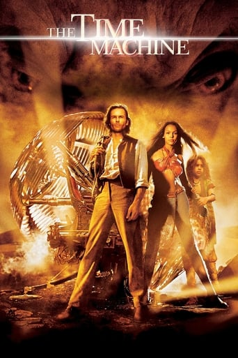 Watch The Time Machine (2002) Fmovies
