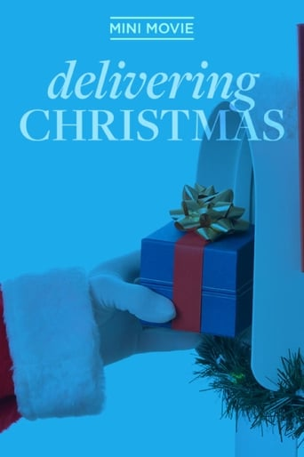 Image Delivering Christmas