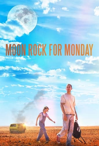 Moon Rock for Monday (2021)
