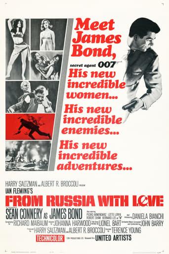 Τζέιμς Μποντ, Πράκτωρ 007: Από τη Ρωσία με Αγάπη