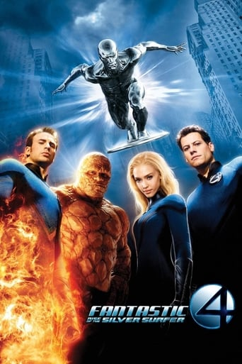 Fantastic 4: Rise of the Silver Surfer (2007)
