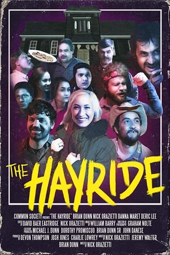 Watch Hayride: A Haunted Attraction (2018) Fmovies