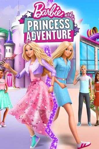 watch Barbie: Princess Adventure free online 2020 english subtitles HD stream