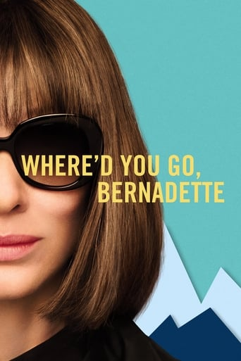 watch Where'd You Go, Bernadette free online 2019 english subtitles HD stream