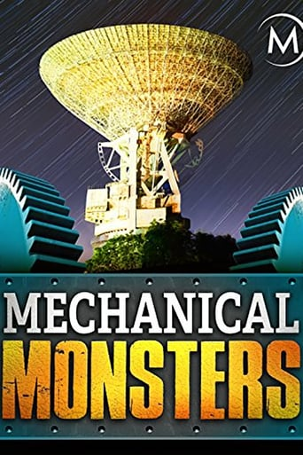 Image Mechanical Monsters