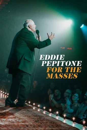 Image Eddie Pepitone: For the Masses