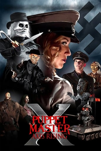 watch Puppet Master X: Axis Rising free online 2012 english subtitles HD stream