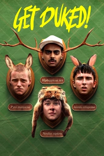 Boyz in the Wood (2020)