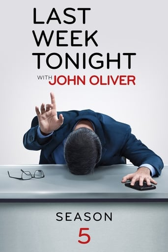 Image Last Week Tonight with John Oliver - Season 5