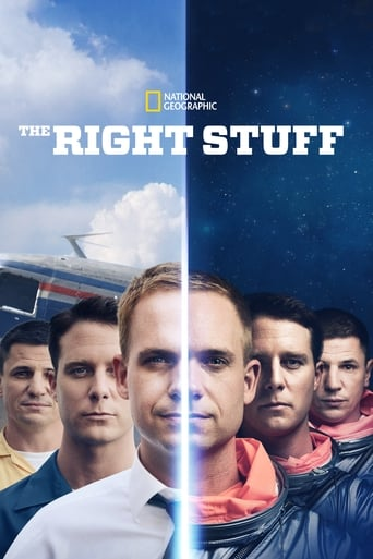 The Right Stuff season 1
