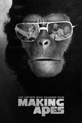 Image Making Apes: The Artists Who Changed Film