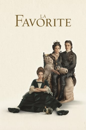 La Favorite (2019) Streaming VF
