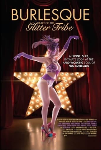 Image Burlesque: Heart of the Glitter Tribe
