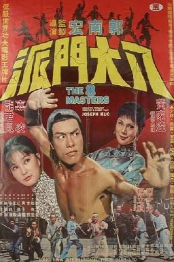 The Eight Masters (1970)