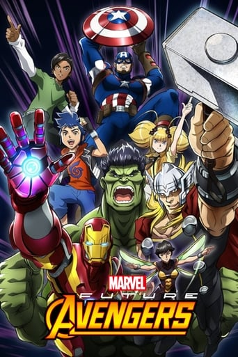 Image Marvel's Future Avengers - Season 2