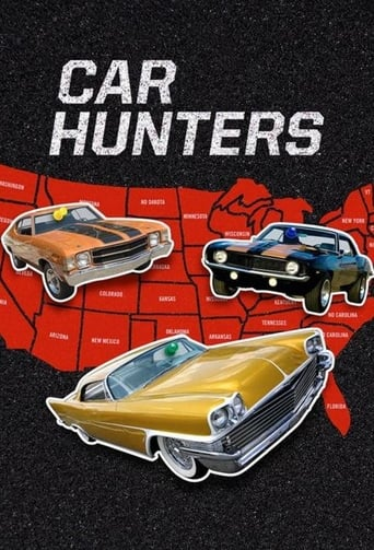 Image Car Hunters - Season 1