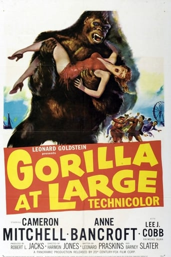 Gorilla at Large (1954)