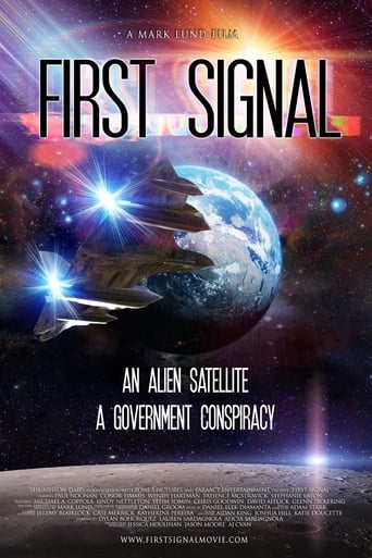 watch First Signal free online 2021 english subtitles HD stream