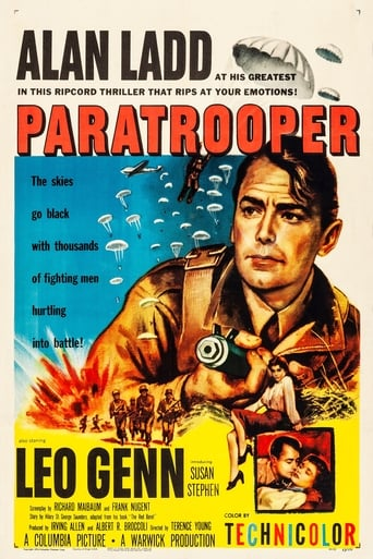 Paratrooper (1953)