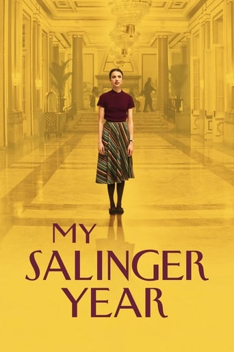watch My Salinger Year free online 2020 english subtitles HD stream