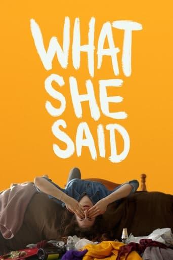 watch What She Said free online 2021 english subtitles HD stream