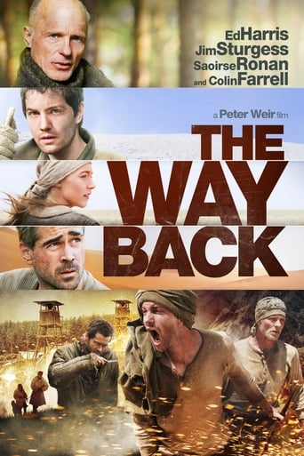 Watch The Way Back (2010) Fmovies