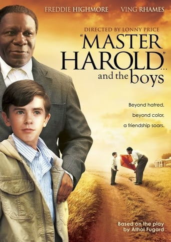 Watch 'Master Harold' … And the Boys (2010) Fmovies