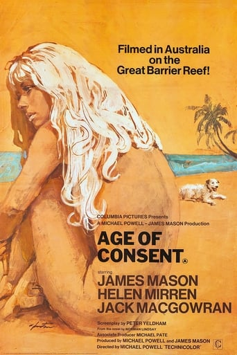 Watch Age of Consent (1969) Fmovies