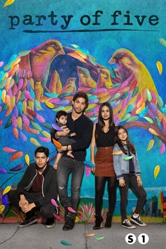 Image Party of Five - Season 1
