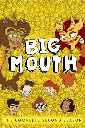 Big Mouth season 2