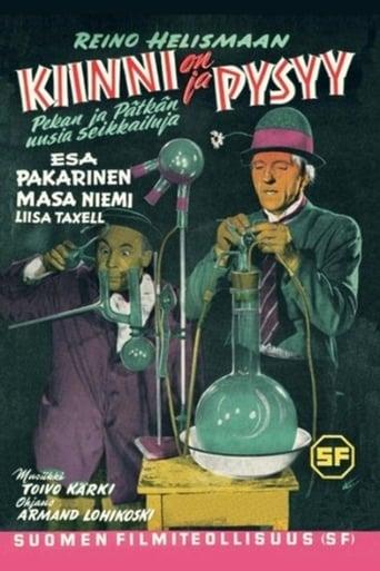Kiinni on ja pysyy (1955)