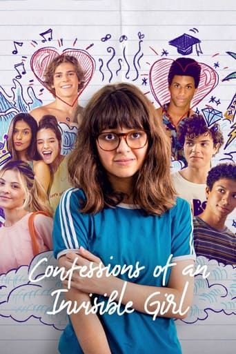 watch Confessions of an Invisible Girl free online 2021 english subtitles HD stream