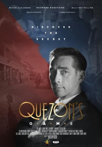 Watch Quezon's Game (2018) Fmovies