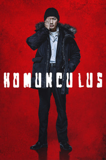 Watch Homunculus (2021) Fmovies