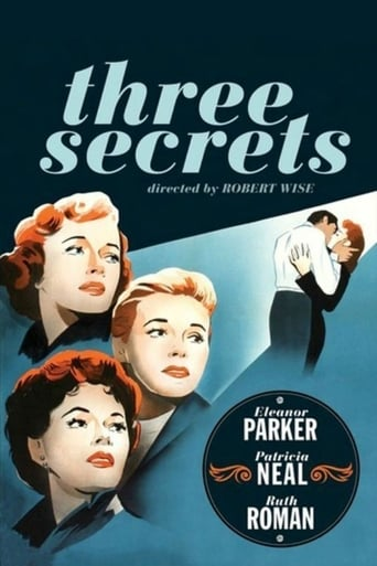 Three Secrets (1950)