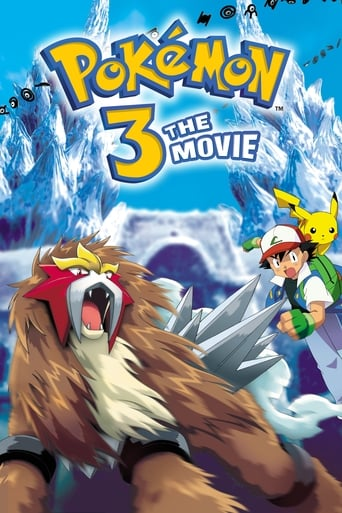 Pokémon 3 the Movie: Spell of the Unown (2001)