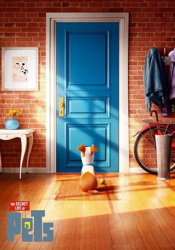 Watch The Secret Life of Pets (2016) Fmovies