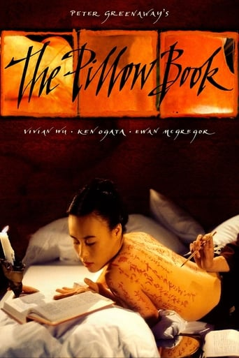 The Pillow Book (1997)
