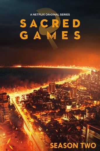 Image Sacred Games - Season 2