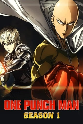 One Punch Man season 1