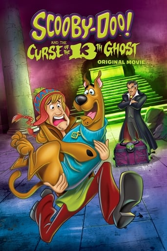 Watch Scooby-Doo! and the Curse of the 13th Ghost (2019) Fmovies