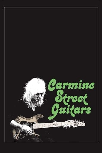 watch Carmine Street Guitars free online 2018 english subtitles HD stream