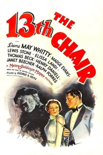The Thirteenth Chair (1937)