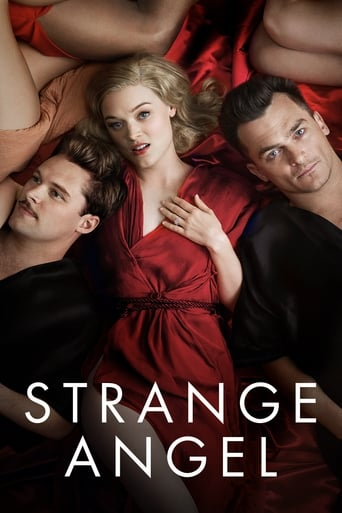 Image Strange Angel - Season 2