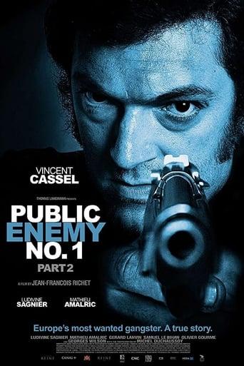 Mesrine Part 2: Public Enemy #1 (2008)