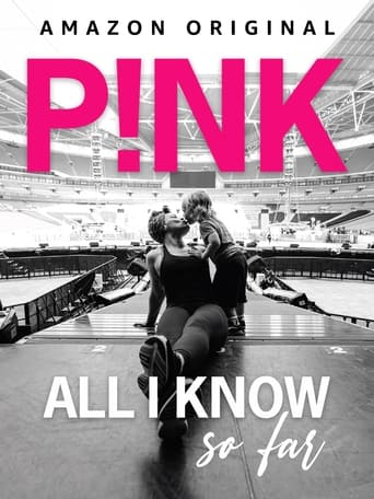 watch P!NK: All I Know So Far free online 2021 english subtitles HD stream