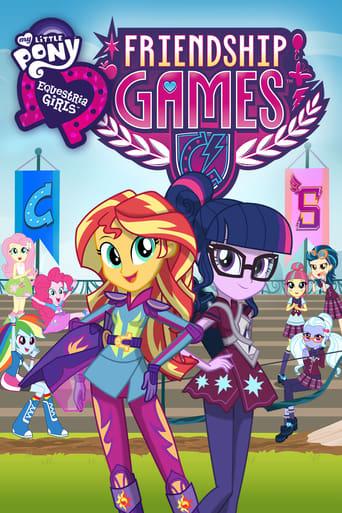 watch My Little Pony: Equestria Girls - Friendship Games free online 2016 english subtitles HD stream