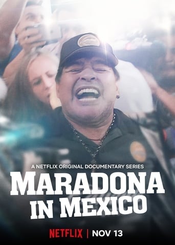 Image Maradona in Mexico - Season 1