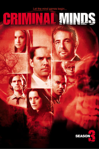 Image Criminal Minds - Season 3